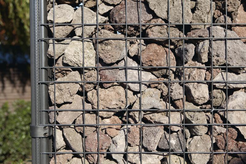 Salīdzinam gabionu sienas: Zenturo un PetraZen